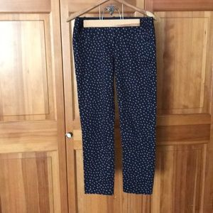 Limited Drew fit cherry 🍒 pants